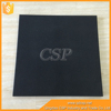 Heavy duty black color gym outdoor recycled rubber floor tiles