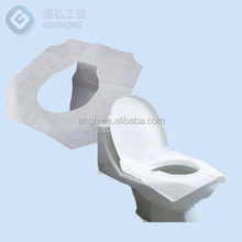 disposable flushable paper toilet seat cover