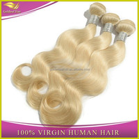 2014 hot sale 6A Grade noble gold weave