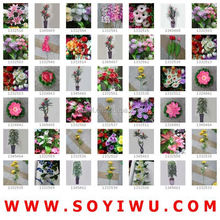 InStock Clearance & FreeSamples & OLD ROSE COLOR from Yiwu Market for ARTIFICIAL FLOWER & FRUIT