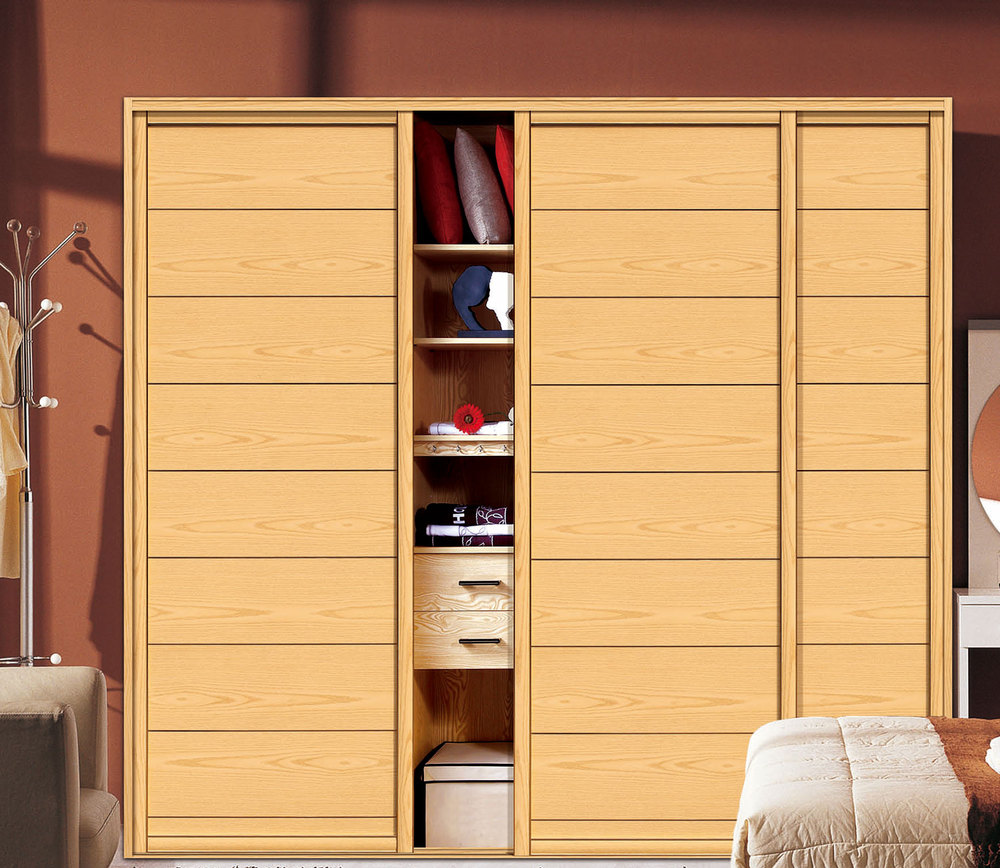 Шкаф в спальню - 50 фото идей современных моделей шкафов.