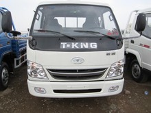 Hot-sale 2 Ton T-king Light Truck with Diesel Engine