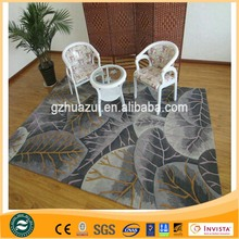 Hand tufted Technics and leaf Design carpet and rugs,100% wool carpet for living room