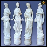 Marble Statue Garden Carvings