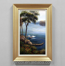 Artistic hot selling modern oil paintings wholesale, oil paintings from china, oil painting pictures landscapes