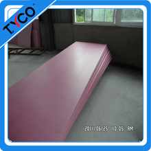 High density extruded polystyrene xps foam board with aluminum foil