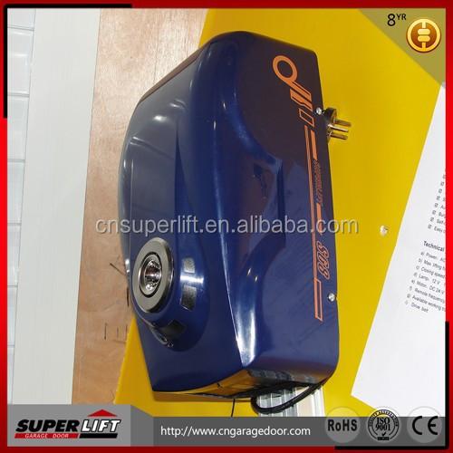 Garage door opener 220v electric motor for sectional doors for Garage door opener dc motor