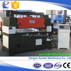 Hydraulic Receding Head Die Cutting Press for Carpet and Shoes Materials