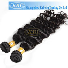 kbl deep wave unprocessed peruvian human hair cheap virgin deep wave hair