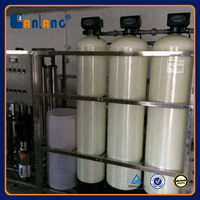 RO water filter tank\frp pressure vessels\plastic tank for water treatment