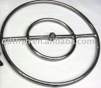 stainless steel fire rings/fire burner/fire pit