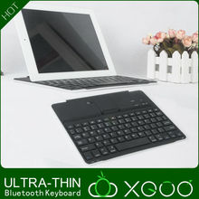 Latest wireless buletooth keyboard with leather case for ipad,Bluetooth keyboard