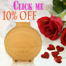 Sweet fragrance wooden ultrasonic aroma diffuser electric aroma diffuser