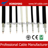 Sell Good Quality Low dB Loss RG9 With Messenger In Cable Base Lin'an City