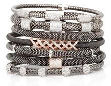 2015 Fashion multilayer magnetic bracelet, energy bracelet for men