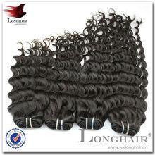 Wholesale 6a Grade European Hair Extensions Deep Wave