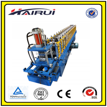 Full Automatic Furring Channel track and stud roll forming machine