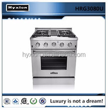 Thorkitchen 110v commercial electric range with grill top available