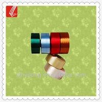 600D Dope Dyed Polyester Yarn fdy for reflective ribbon