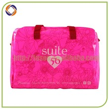 Latest pp non woven shopping Shoulder bag,lady hand bag