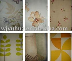 Printed Blackout fabric / Curtain fabric / Blinds / shades