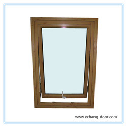 double glazed aluminum windows with Chinese high silicone for sealing the glass