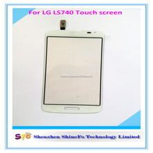 Top quality Digitizer Touch Screen Outer Glass For LG G2 Sprint LS740 Verizon VS980 Black