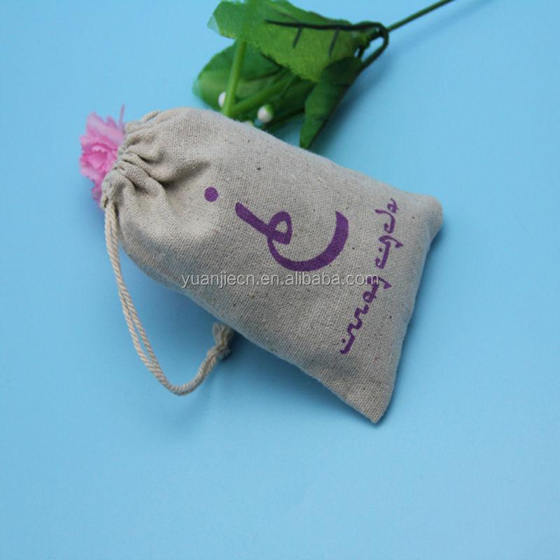 2014 customized cheap plain burlap sack wholesale