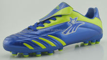 Men's Hard Ground Synthetic Leather Football Shoe
