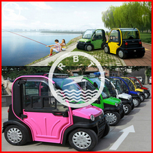 full certificate electric car used in many countries/fashion type/new fanaticism