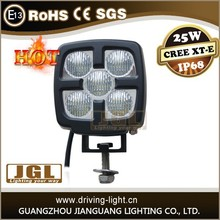 ND25 Auto lighting system 25W led light lamp 4x4 offroad led light