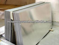 supply grade 410 cold rolled stainless steel plate