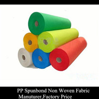 mouth mask raw material PP spunbond non woven fabric