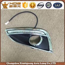 ix 35 tucson 11 led car fog lamp cover daytime running light drl