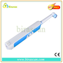 Europe and the United States sell well inductive recharging electric toothbrush/family care give four brush head
