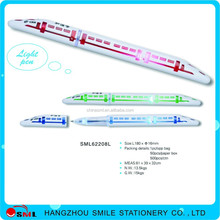 stationery items for schools invisible ink light tip ball pen with uv light