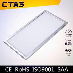 Aluminum Coating CE&ROHS 45W AC85-265V 2700-3000LM ultra-thin led ceiling panel light