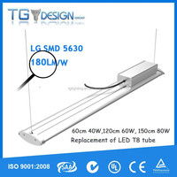180LM/W INDUSTRIAL IP65 led bell light 40w CE RoHS 3-5 Meter height suitable