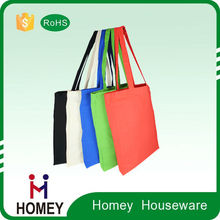 Direct Selling Cheap Price Cotton Reusable Shopping Bag Wholesale
