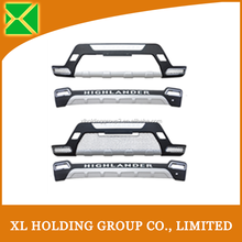 ABS blow mould bumper guards/protector,exterior parts for HLD