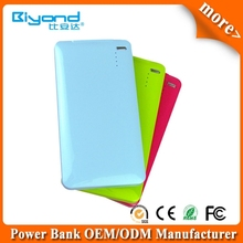 China best quality 4000mah mobile portable power bank for all mobile phones