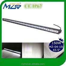 Cheap price top quality Auto parts hotsale 4x4 accessories 30W 50W 100W 150W 200W 250W curved led light bar