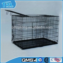 Good Quality Portable Foldable Metal Wire Pet Cage Dog Crate