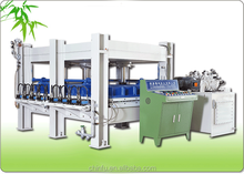 Machine For Bamboo Decorative Building Material /HYDRAULIC HOT PRESS/4'x8'