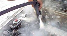 eco-friendly waterless car engine facial interior high pressure steam robot vacuum cleaner