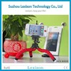 Flexible octopus shaped camera tripod smart phone holder