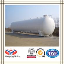 Large Volume Pressure Vessel Series LPG Storage Tank for Sale