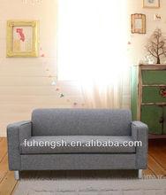 wooden frame popular sofa
