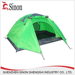 Outdoor Sports & Entertainment 2 person polyester camping Tent