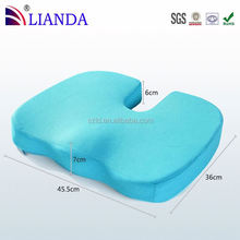 Perfectly Conforms to the body cushion pads,cushion for coccyx,custom printing cushion